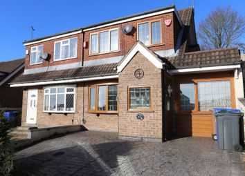 Thumbnail 3 bedroom semi-detached house for sale in Harington Drive, Parkhall