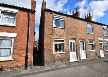 Thumbnail 2 bed end terrace house for sale in Newmarket, Louth, Lincolnshire