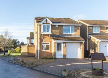 Thumbnail 3 bed detached house for sale in Brins Close, Stoke Gifford, Bristol