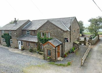 Thumbnail 4 bed country house for sale in Scholes Fold, Pickup Bank, Darwen
