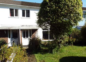 Thumbnail 3 bed terraced house for sale in 14 Drudis Close, Mumbles, Swansea