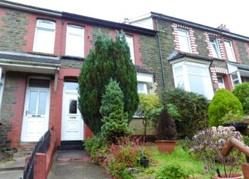 Thumbnail 4 bed terraced house for sale in Woodland Terrace, Abertridwr, Caerphilly