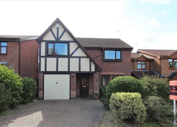 Thumbnail 4 bed detached house for sale in Acorn Avenue, Giltbrook, Nottingham