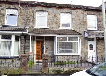 Thumbnail 3 bed terraced house for sale in Sherwood Street, Tonypandy