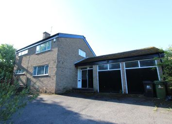 Thumbnail 4 bed detached house for sale in Vicarage Lane, Ironville, Nottingham