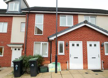 Thumbnail 3 bedroom town house to rent in Bewley Court, Kiln View, Johnsons Wharf, Stoke-On-Trent