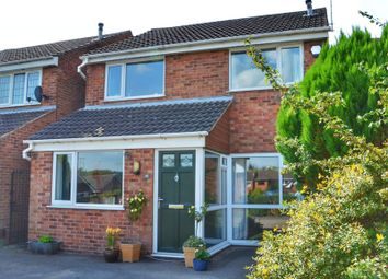 Thumbnail 4 bed detached house for sale in Wharfedale Close, Allestree, Derby