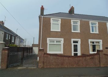 Thumbnail 3 bed end terrace house for sale in Imogen Place, Milford Haven, Pembrokeshire