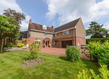Thumbnail 6 bed detached house for sale in Bishops Lane, Market Drayton
