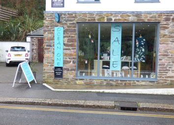 Thumbnail Commercial property to let in Station Road, Fowey