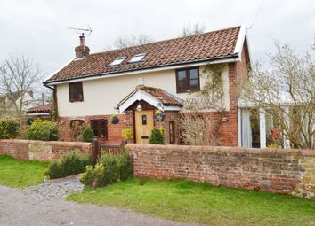 Thumbnail 3 bed detached house to rent in The Green, Depden, Bury St. Edmunds