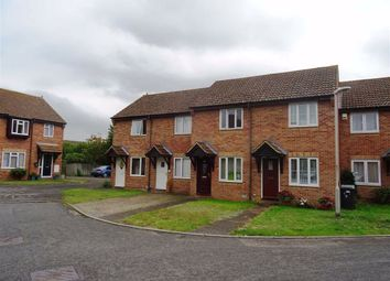 Thumbnail 1 bed terraced house to rent in Scrivens Mead, Thatcham