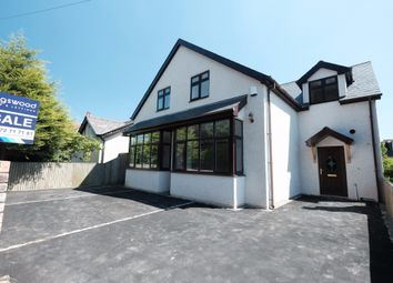 Thumbnail 4 bed detached house for sale in Black Bull Lane, Fulwood, Preston