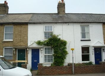 Thumbnail 2 bedroom cottage to rent in Victoria Terrace, Hemingford Road, St. Ives, Huntingdon