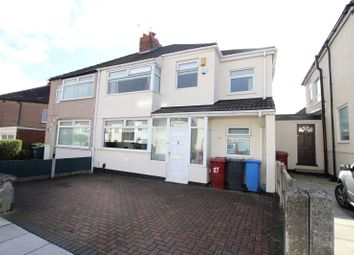 Thumbnail 3 bed semi-detached house for sale in Swanside Road, Liverpool, Merseyside