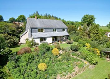 Thumbnail 4 bedroom detached house for sale in Exford, Minehead, Somerset