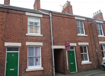 Thumbnail 2 bedroom terraced house to rent in Hope Street, Melbourne, Derby