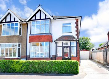 Thumbnail 3 bed semi-detached house for sale in Princess Road, Whitstable, Kent