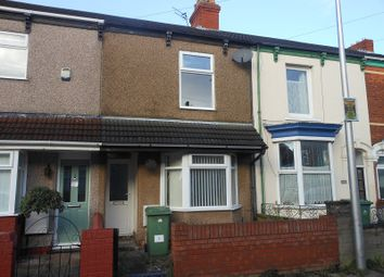 Thumbnail 1 bed terraced house to rent in Ward Street, Cleethorpes