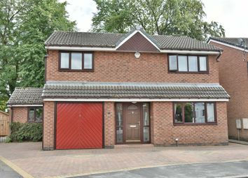 Thumbnail 4 bed detached house for sale in Malham Close, Leigh