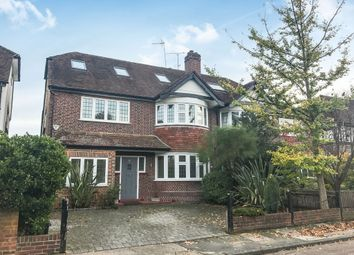 Thumbnail 5 bed semi-detached house to rent in Ashley Gardens, Ham, Richmond