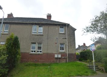 Thumbnail 2 bed flat for sale in Herriot Street, Gartsherrie, Coatbridge