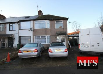 Thumbnail Terraced house for sale in Hiill Crescent, Harrow