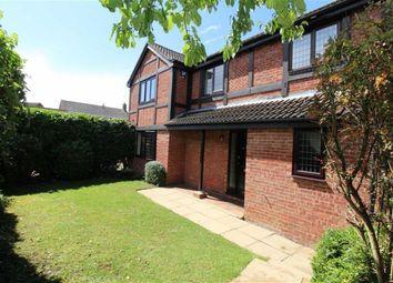 Thumbnail 4 bed detached house to rent in Countisbury, Furzton, Milton Keynes