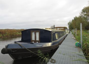 Thumbnail 1 bed houseboat for sale in Prickwillow Road, Isleham, Ely
