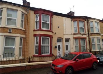 Thumbnail 3 bed terraced house for sale in Ling Street, Liverpool, Merseyside