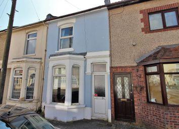 Thumbnail 2 bedroom terraced house for sale in Gruneisen Road, Portsmouth