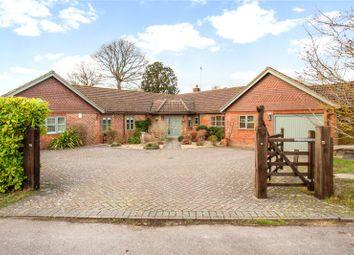 Thumbnail 4 bed detached house for sale in Roundabout Copse, West Chiltington, Pulborough, West Sussex