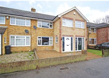 Thumbnail 3 bed terraced house for sale in Whinfell Way, Gravesend, Kent