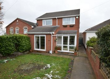 Thumbnail 4 bed detached house for sale in Main Street, Newton, Alfreton, Derbyshire