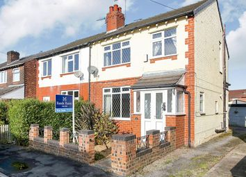 Thumbnail 3 bed semi-detached house for sale in Talbot Street, Hazel Grove, Stockport