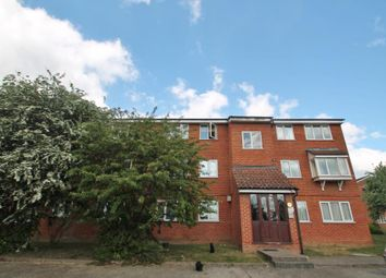 Thumbnail 2 bedroom flat for sale in Millhaven Close, Chadwell Heath, Romford