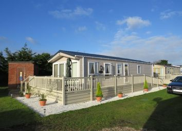 Thumbnail 2 bed mobile/park home for sale in Carr Road, Felixstowe