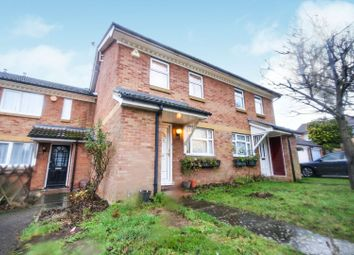 Thumbnail 3 bed end terrace house for sale in Rosedale, Dunstable