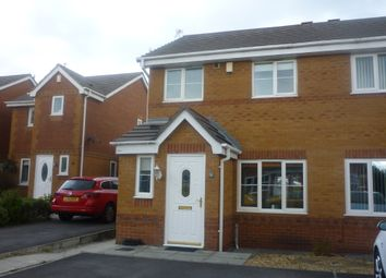 Thumbnail 3 bed semi-detached house to rent in The Hedgerows, Haydock, St. Helens