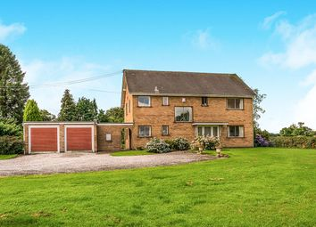 Thumbnail 4 bed detached house for sale in Whitley Eaves, Eccleshall, Stafford