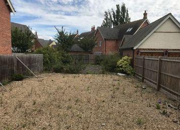 Thumbnail 4 bedroom land for sale in Glengarry Way, Greylees, Sleaford