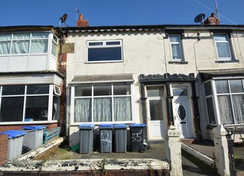 3 bed terraced house for sale in Central Drive, Blackpool FY1