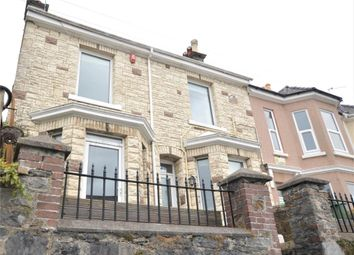 Thumbnail 2 bed end terrace house to rent in Seaton Place, Plymouth, Devon