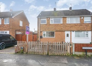 3 bed semi-detached house for sale in Meadow Road, Beeston, Nottingham NG9