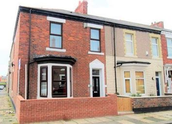 Thumbnail 3 bed end terrace house for sale in Stanley Street, Blyth, Northumberland