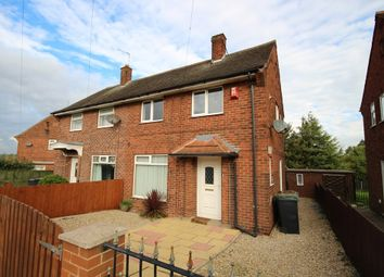 Thumbnail 2 bedroom semi-detached house for sale in West Grange Walk, Leeds