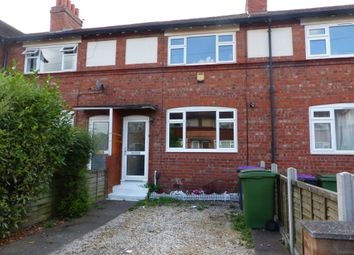 Thumbnail 2 bed terraced house to rent in Manor Road, Hadley, Telford