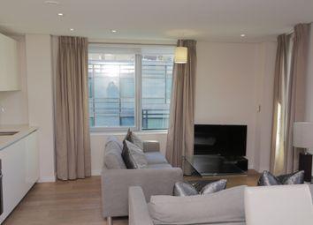 Thumbnail 2 bed flat to rent in Merchant Square East, Paddington Basin