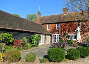 Thumbnail 5 bed farmhouse to rent in Whitmoor Lane, Guildford, Surrey