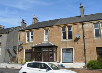 Thumbnail 1 bed flat for sale in Roxburgh Street, Grangemouth, Falkirk